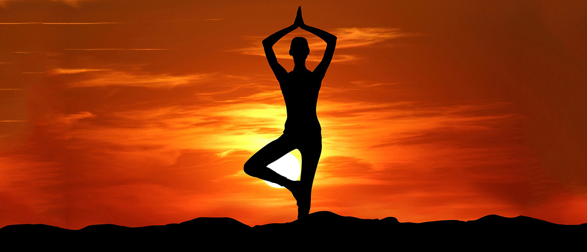 Four pillars of Yoga for holistic health